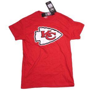 Kansas City Chiefs NFL Tee - Size Small NWT